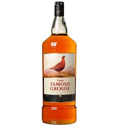 The Famous Grouse Blended Scotch Whisky 40% vol. 4,5l Magnum-Flasche