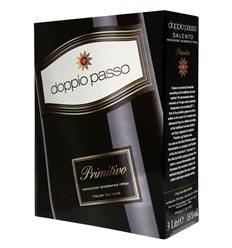 DOPPIO PASSO PRIMITIVO SALENTO 13 % Bag in Box 3 Liter