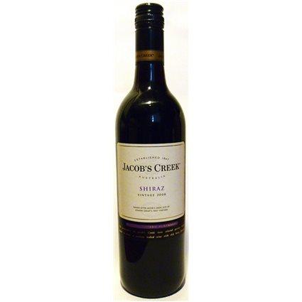 Jacob´s Creek Shiraz Australia 14% Vol. - 0,75l