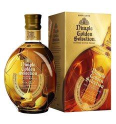 Dimple Golden Selection 40% vol. 0,7l