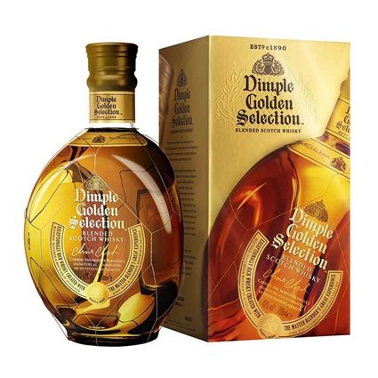 Dimple Golden Selection 40%
