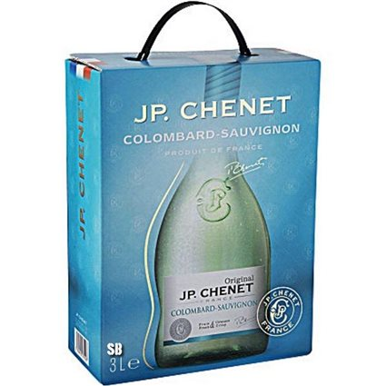 J.P. Chenet Colombard-Sauvignon Weisswein 11% - 3-l-Bag in Box