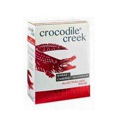 Crocodile Creek Cabernet Sauvignon Rotwein 13,5% Vol. 3,0l