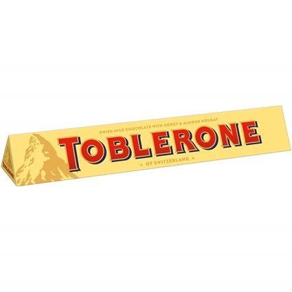 Toblerone Jumbo 4,5kg 28% Kakao