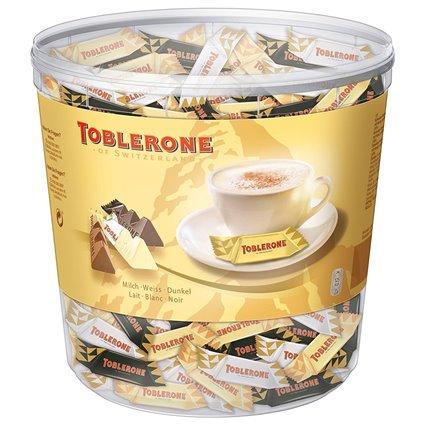 Toblerone Mix Box 904 g ca 113x 8 g Milk White Dark