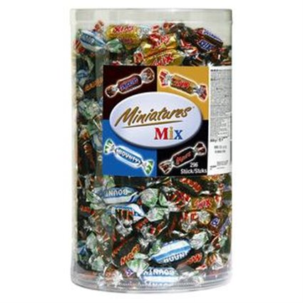 Miniatures Mix Box 3 kg