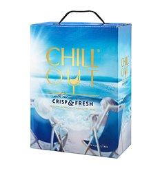 Chill Out Crisp & Fresh South African Chenin Blanc 12% Vol. 3,0l