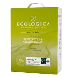 Ecologica Torrontes & Chardonnay 12,5% 3,0l