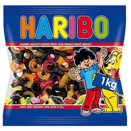Haribo Crazy Schnuller 1000 g