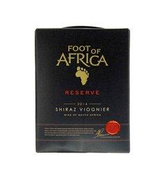 Foot of Africa Reserve Shiraz 14% vol 3,0l