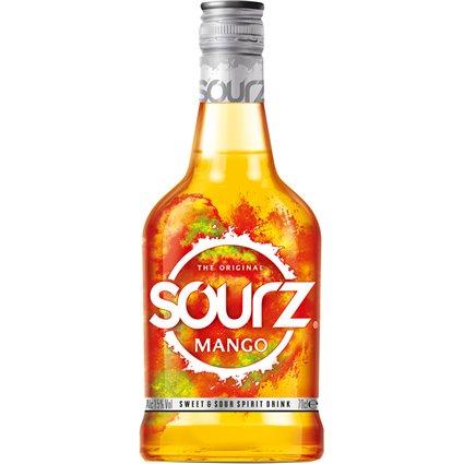 Sourz Mango Likör 15% vol. 0,7l