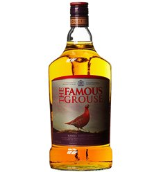 The Famous Grouse Blended Scotch Whisky 40% vol. 1,75l