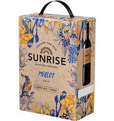 Sunrise Merlot 12% vol. 3,0l
