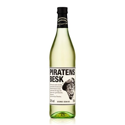Piratens Besk 32% vol. 0,7l  Wermut-Bitter