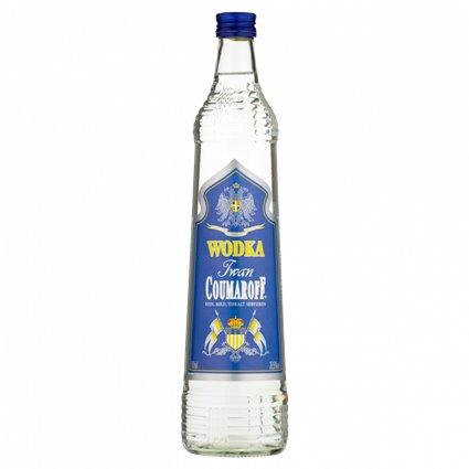 Wodka Iwan Coumaroff 37,5% vol. 0,7l