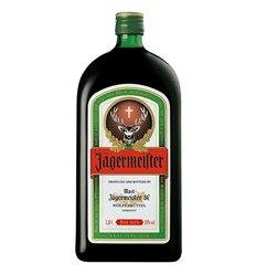 Jägermeister Kräuterlikör 35% vol. 1,0l