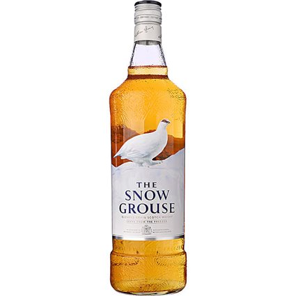 The Snow Grouse Blended Grain Scotch Whisky 40% vol. 1,0l