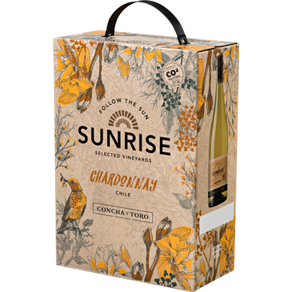 Sunrise Chardonnay 12% vol. 3,0l