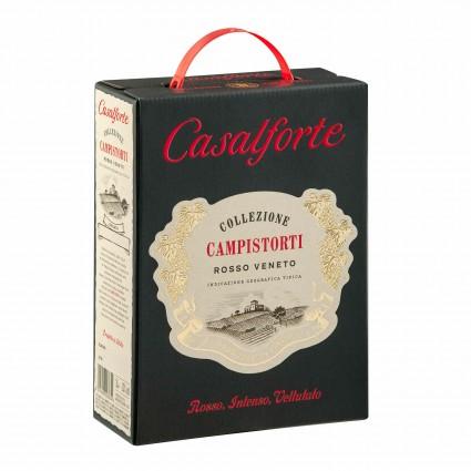 Castelforte Appassimento Rosso Veneto Rotwein 14% Vol. 3,0l