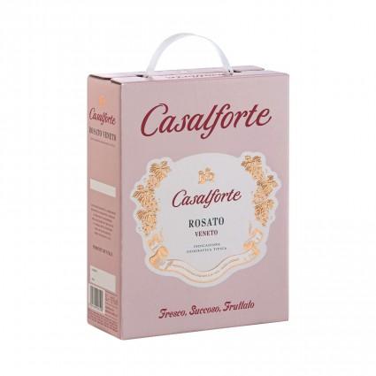 Castelforte Rosato Veneto Roséwein 12% vol. 3,0l